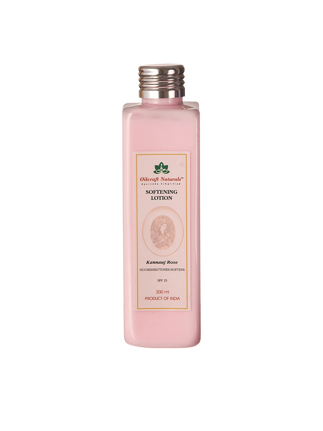 Oilcraft Naturals Kannauj Rose Face & Body Softening Lotion