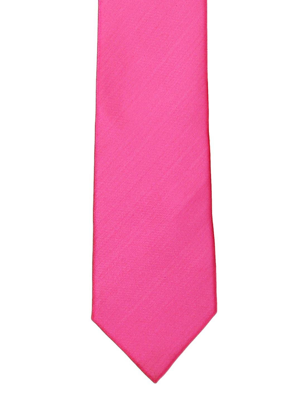 Tossido Pink Slim Tie