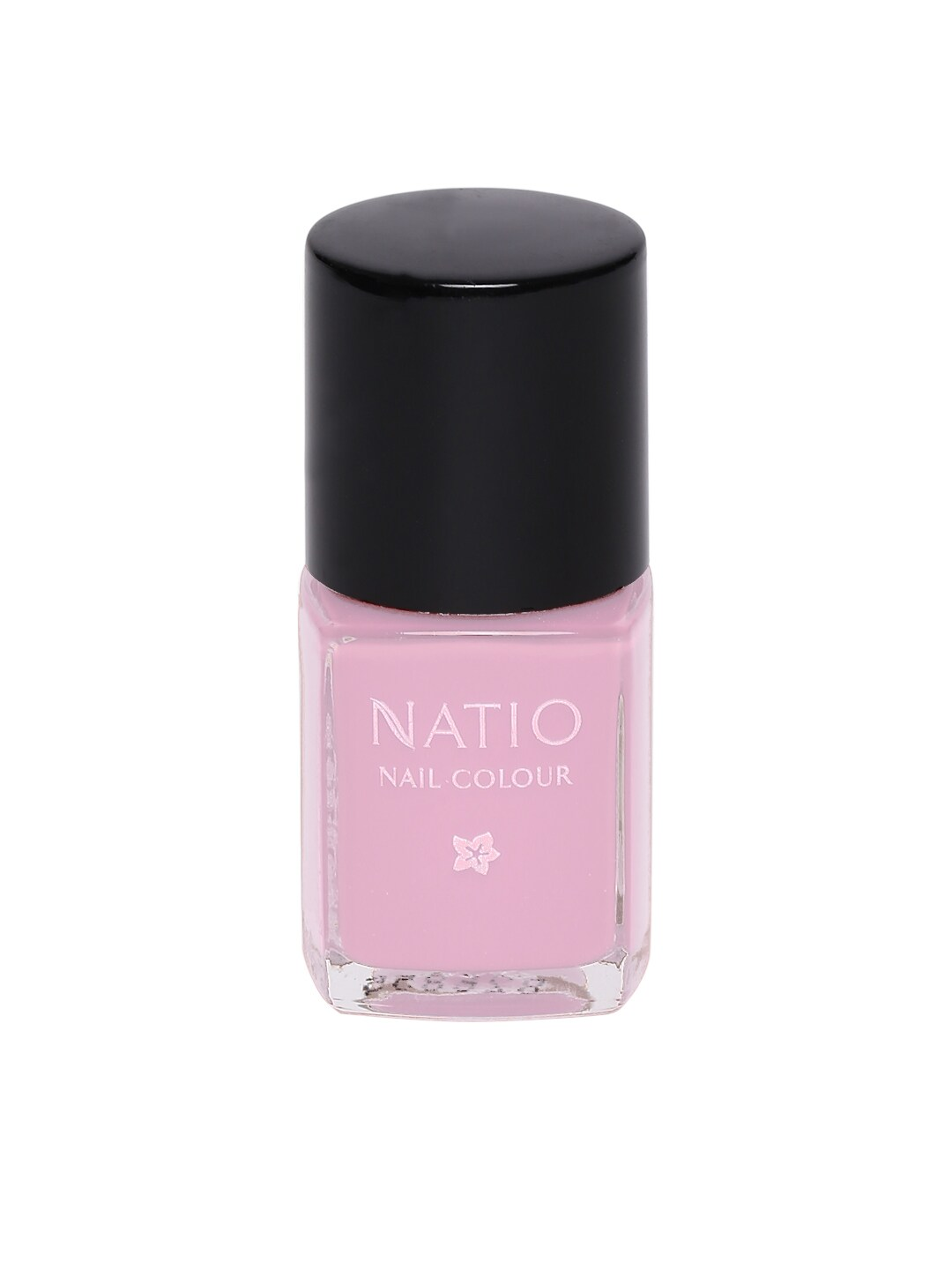 Natio Pink Peony Nail Colour