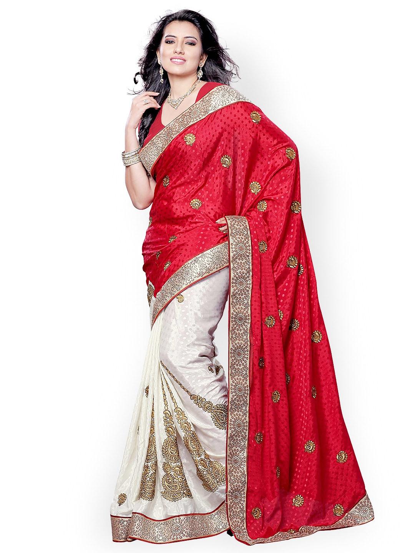 9a14b552a3 Women Sarees Flip Flops Flats - Buy Women Sarees Flip Flops Flats online in  India