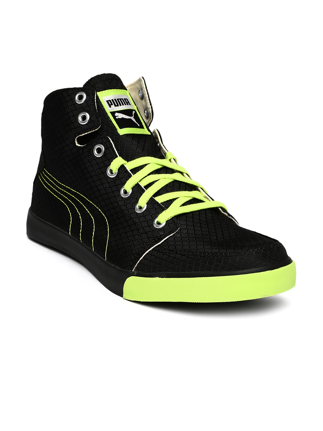 PUMA Men Black Drongos Casual Shoes