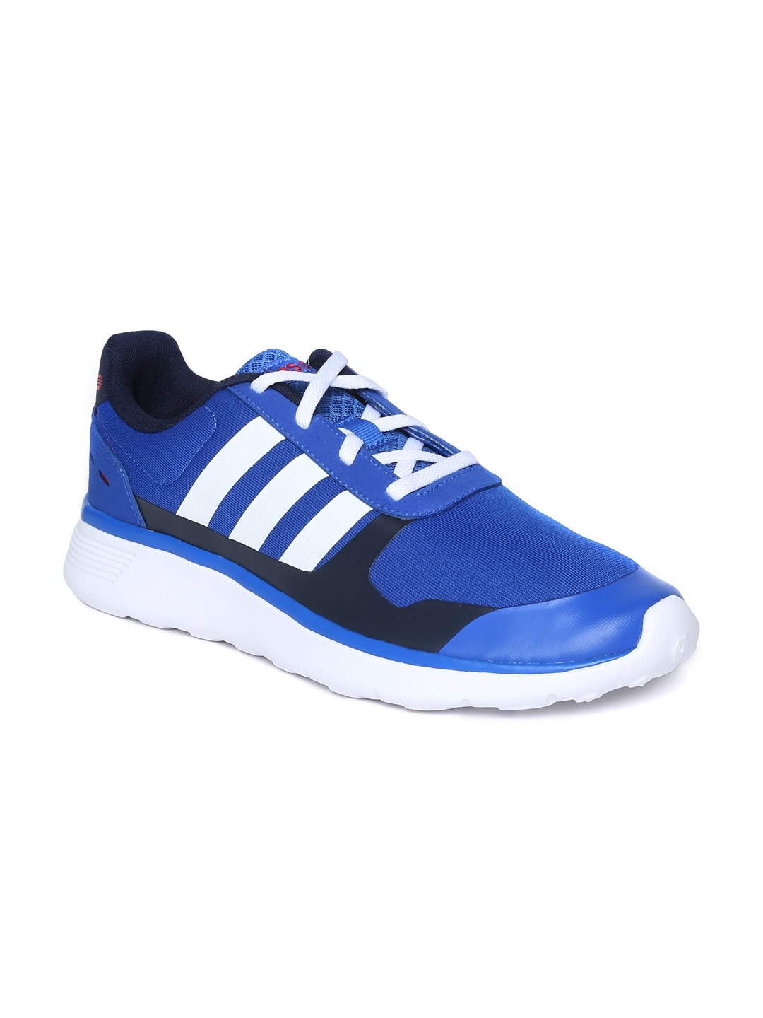 Adidas NEO Men Blue Lite Runner Casual Shoes