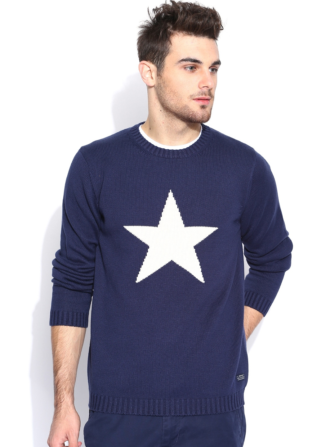 GANT Blue Sweater