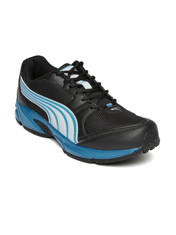 PUMA Men Black Strike Fashion II DP Sports Shoes