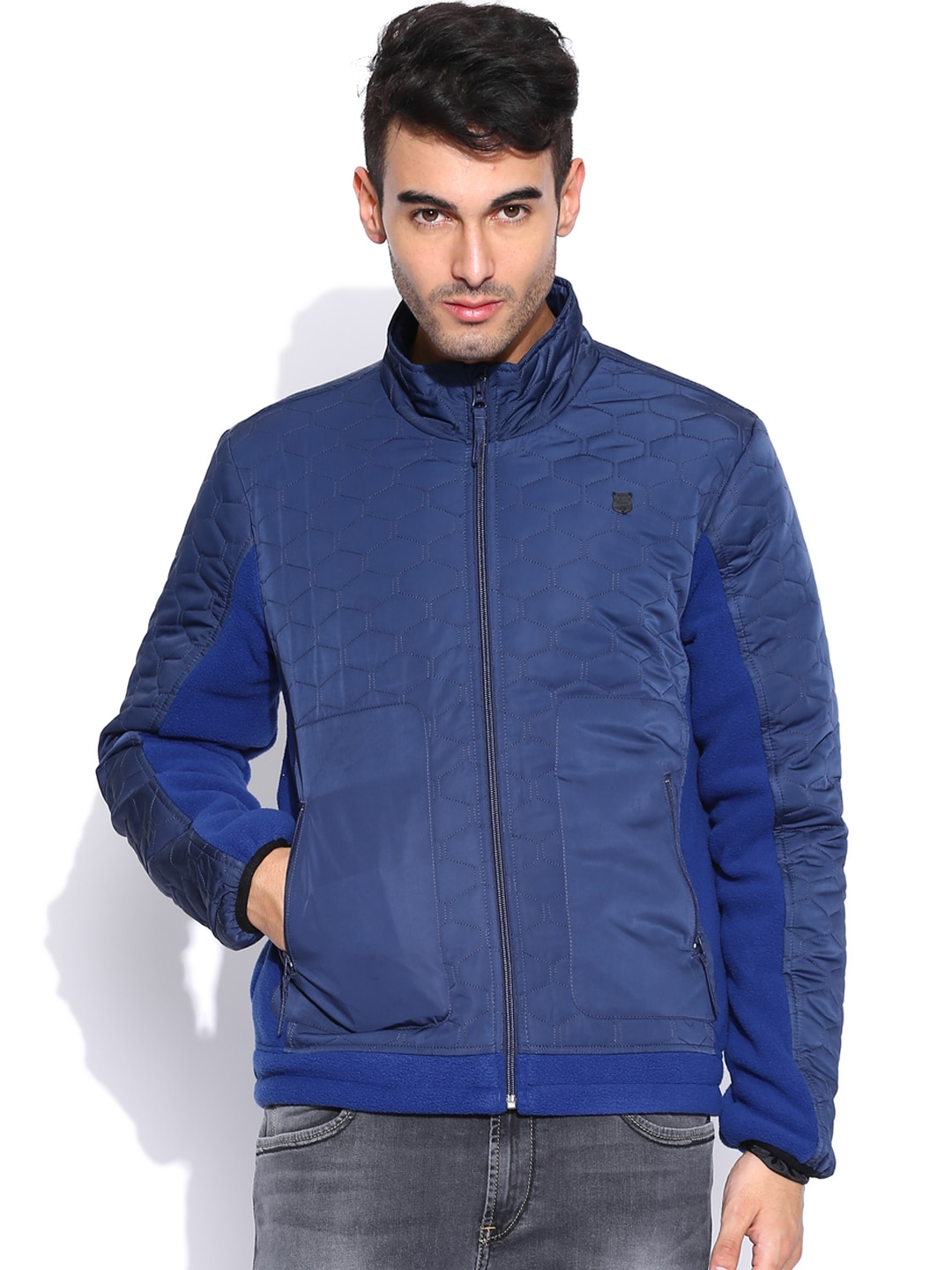 Lee Blue Padded Jacket