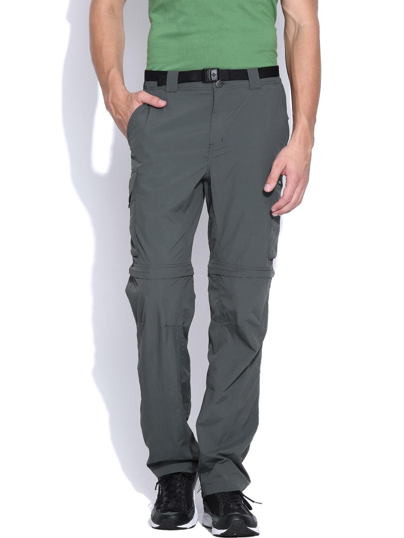 Columbia Grey Shorts cum Track Pants