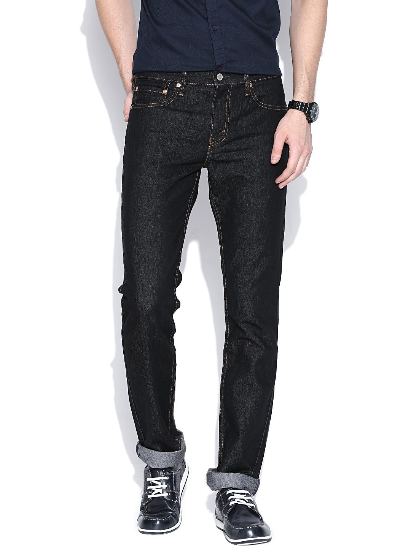 Levis Black Slim Jeans 511