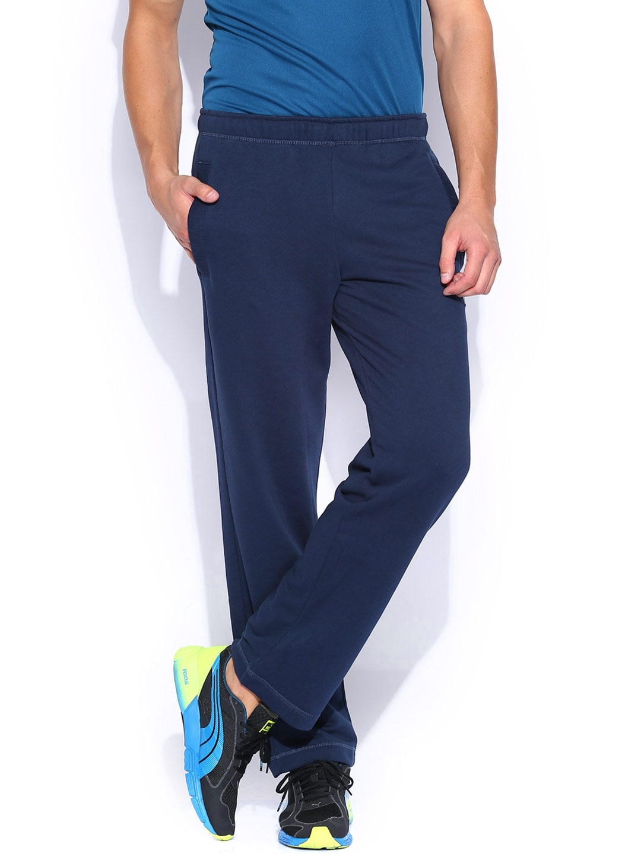 PUMA Navy ESS Track Pants 83737106