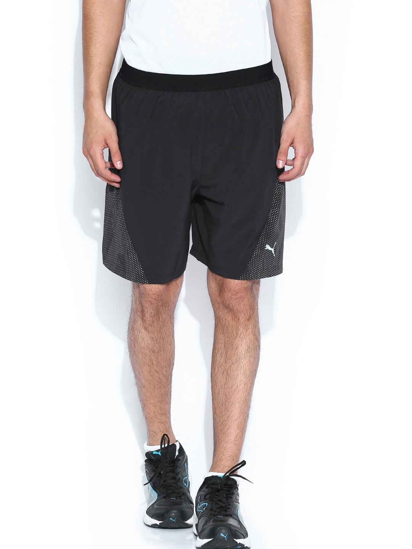 PUMA Black Shorts