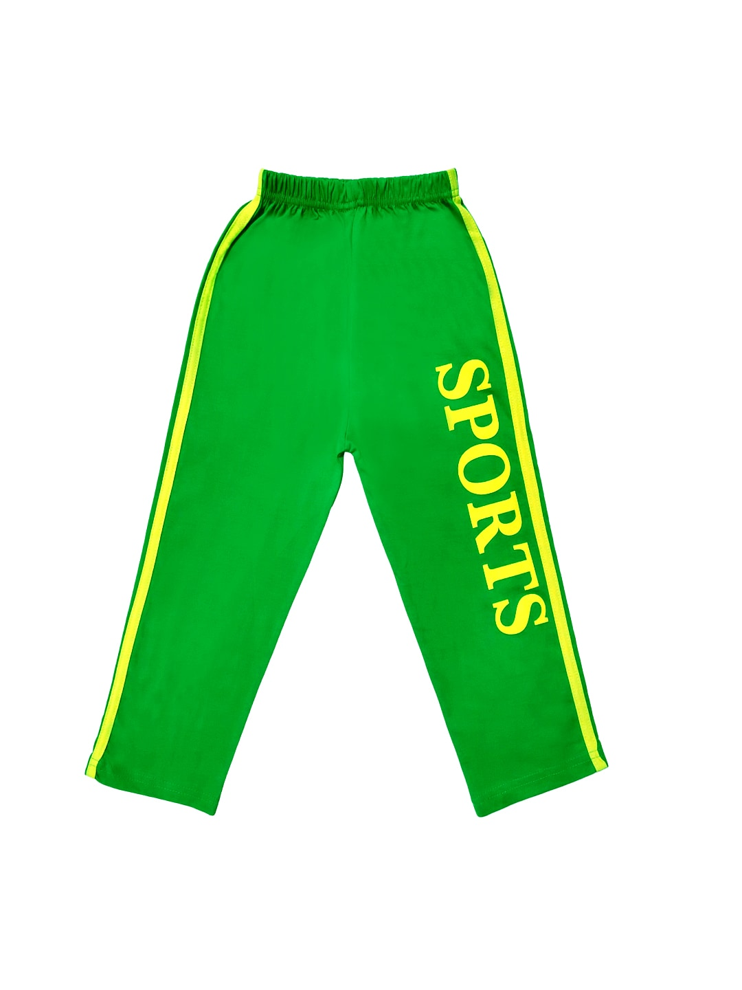 SWEET ANGEL Boys Green Track Pants