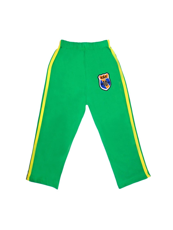 SWEET ANGEL Boys Green Track Pants