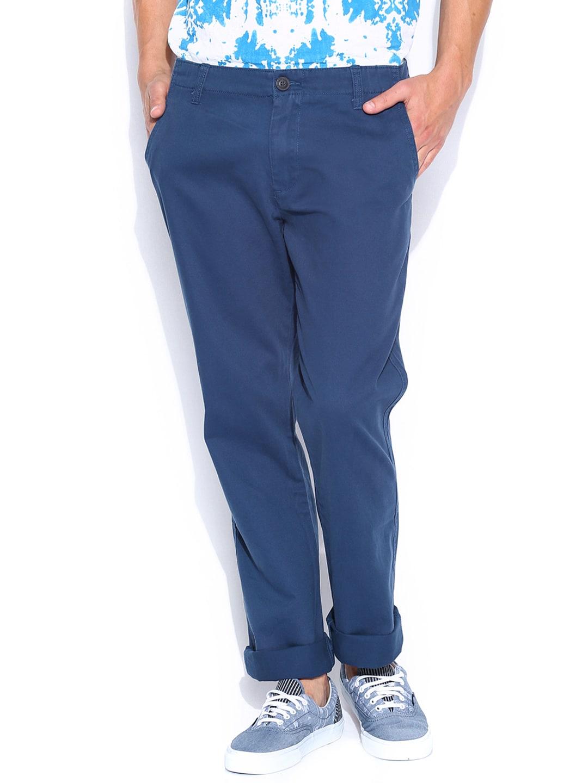 Fox Blue Trousers