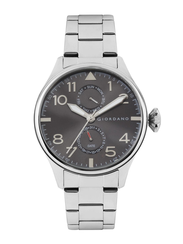 GIORDANO Men Grey Dial Watch 1719-22