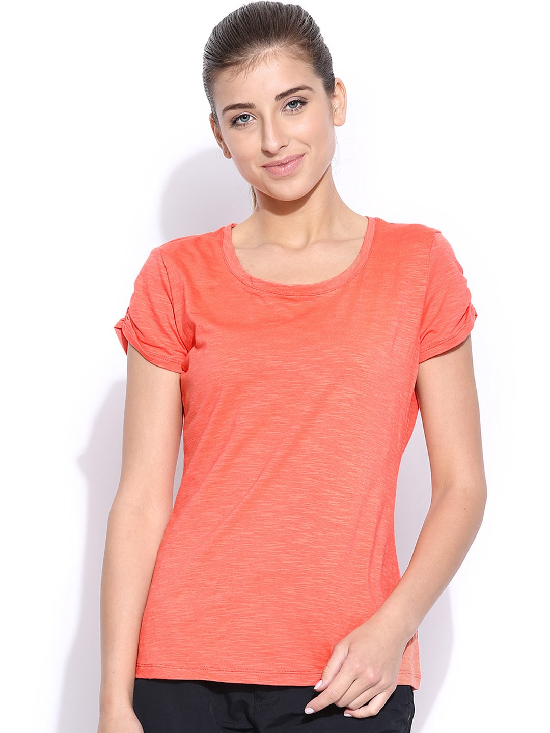 82619dc98bdcb Koton Women Tops   T-Shirts Price List in India 28 April 2019 ...