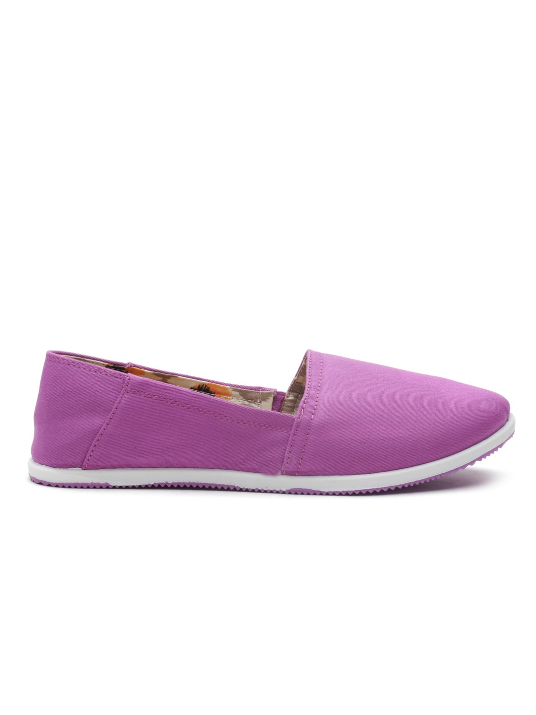 Qupid Women Purple Plimsolls