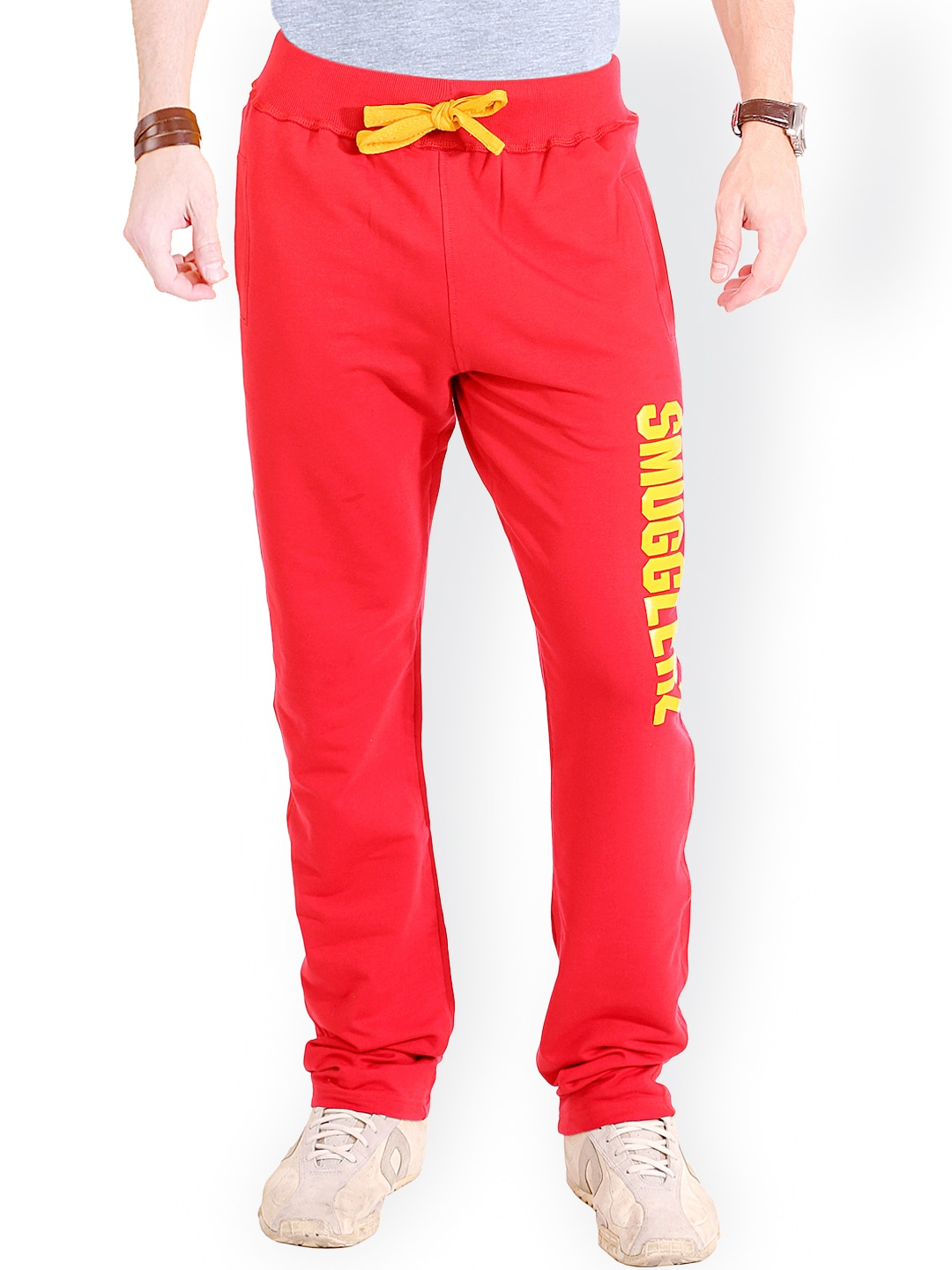SMUGGLERZ INC. Red Lounge Pants SMGZ04