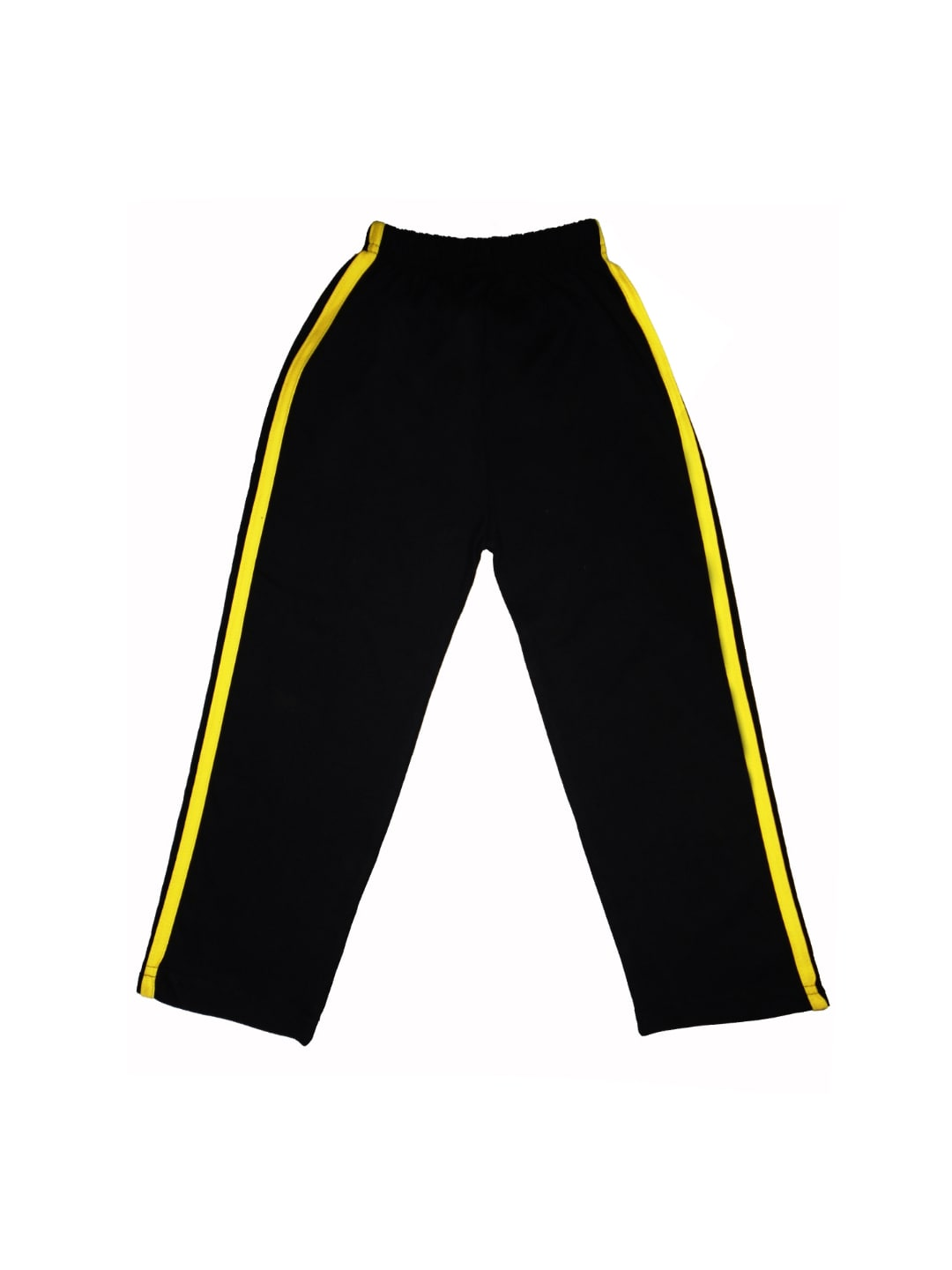SWEET ANGEL Girls Black Track Pants