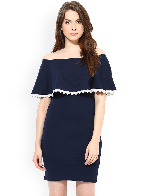 444e98b9c8e3 Off Shoulder Dress - Buy Off Shoulder Dresses Online