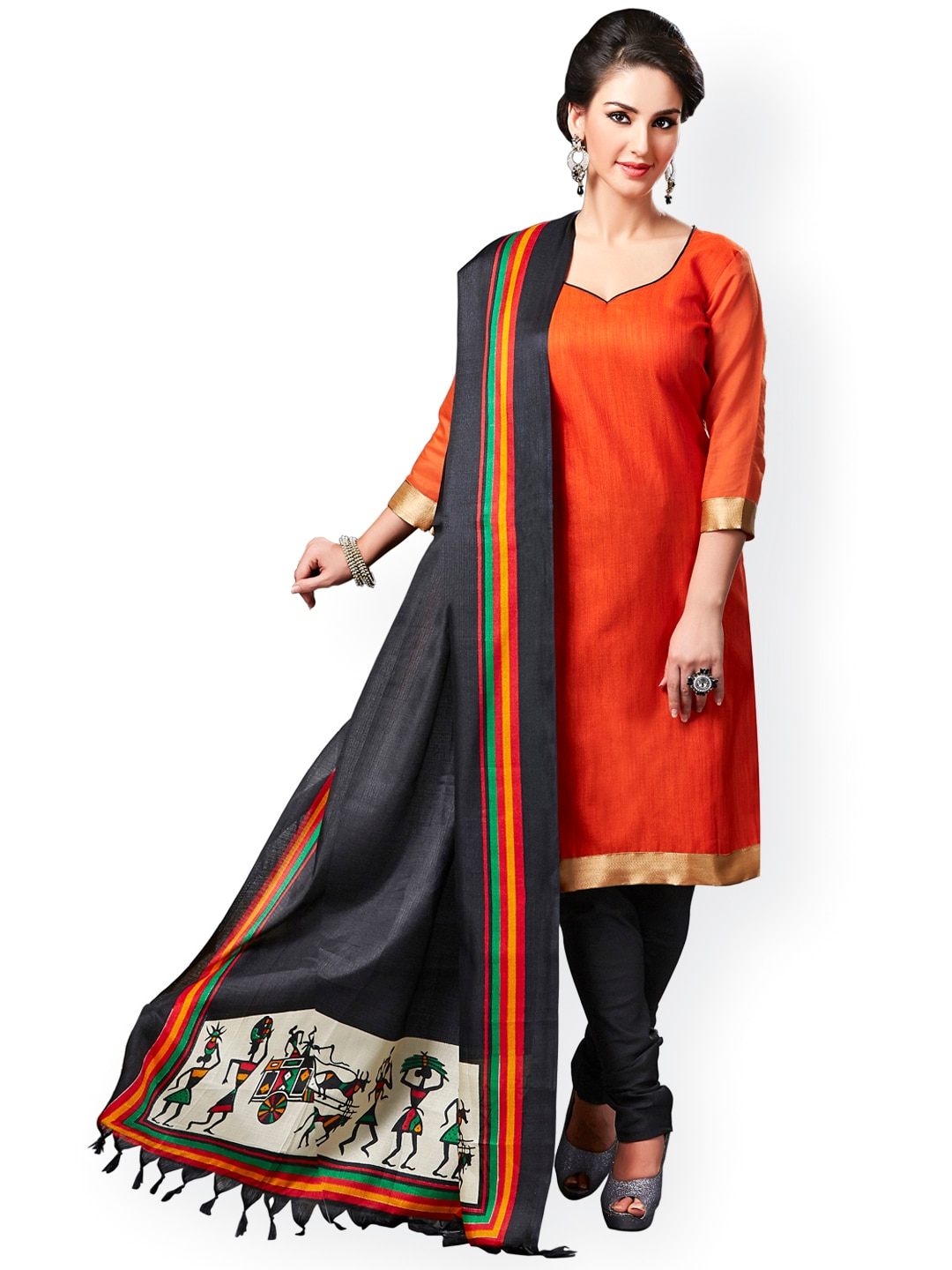 a136edde6d TDress Material Price List in India 14 July 2019 | Dress Material ...