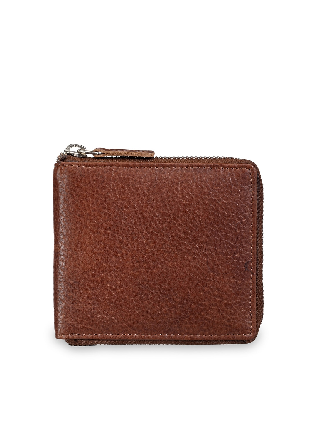 Teakwood Leathers Men Brown Wallet