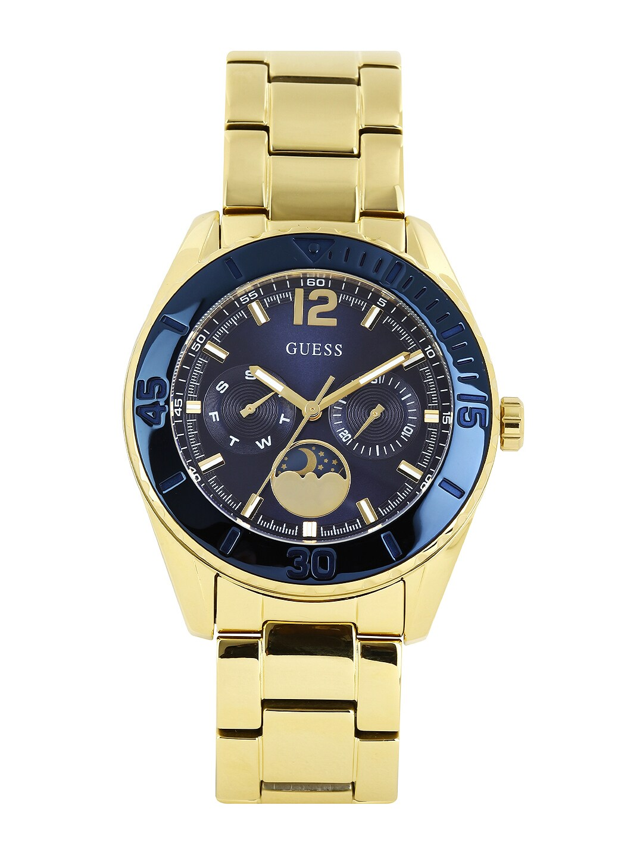 GUESS Women Blue Dial Watch W0565L4