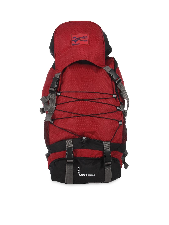 Impulse Unisex Red Rucksack