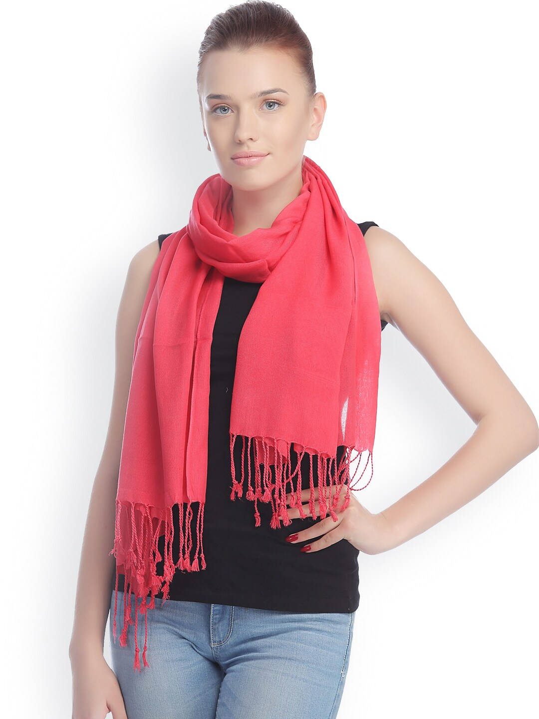 CoolThreads Coral Pink Stole
