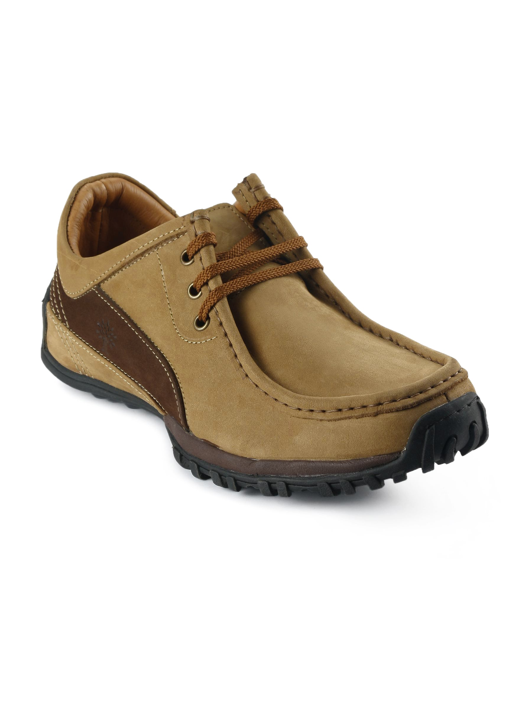 buy woodland brown casual shoes 288 footwear for