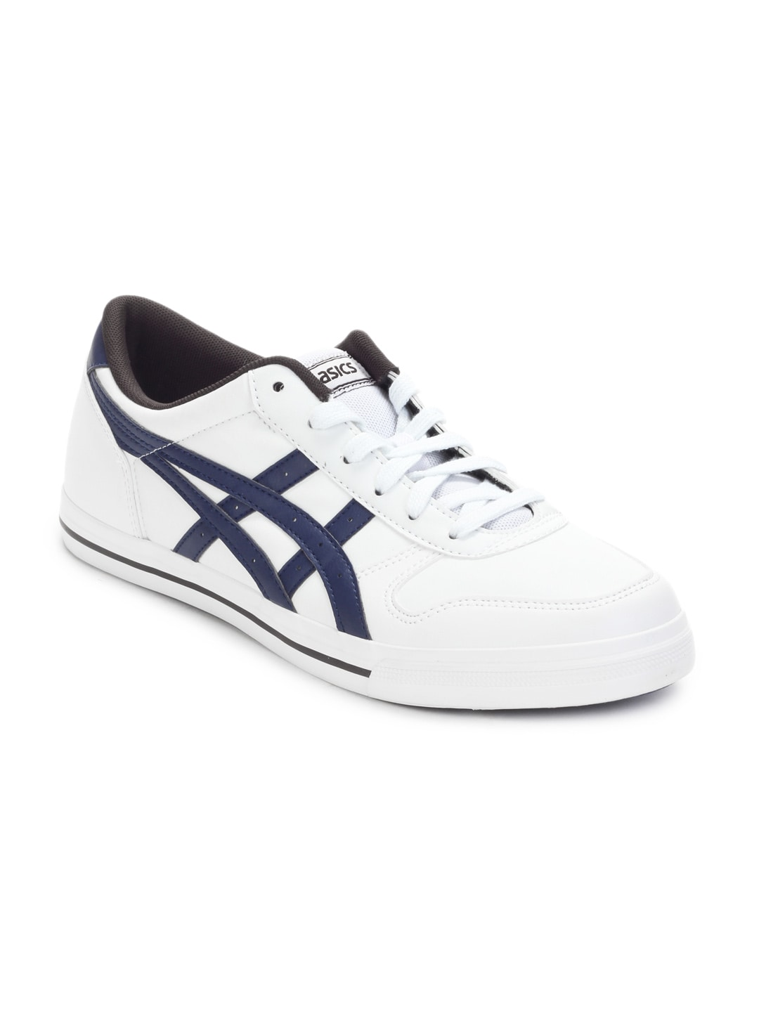 Asics Mens All White Shoe