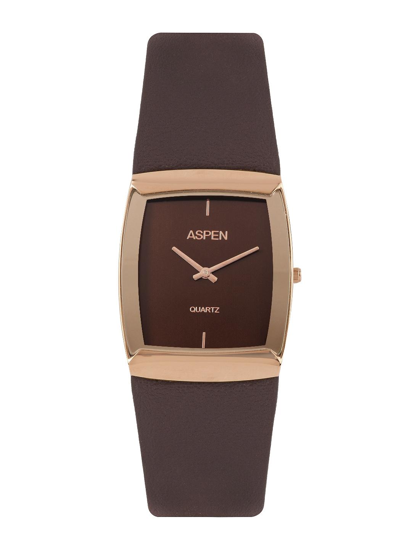 ASPEN Men Brown Dial Watch AM0009