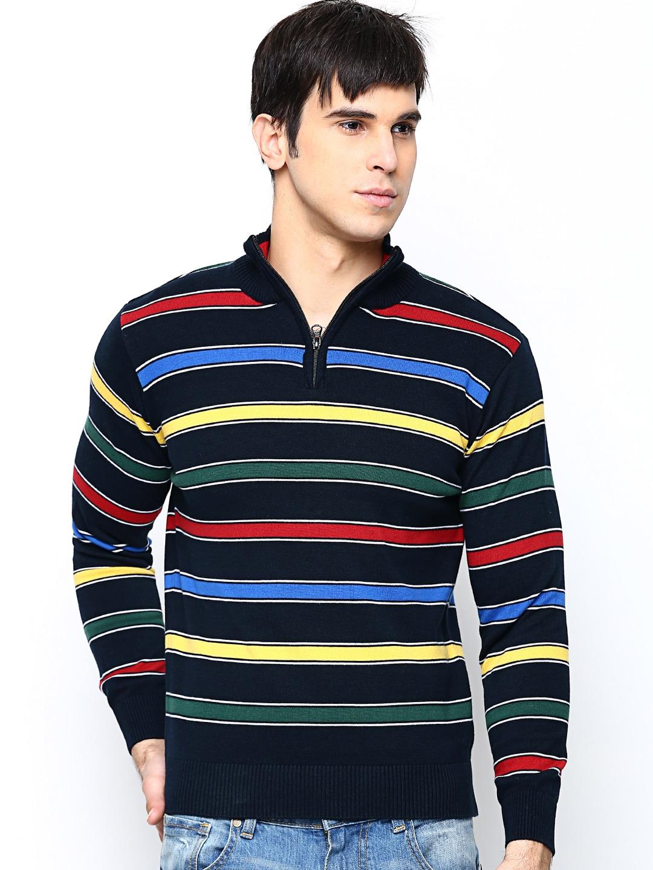 Academics Men Navy Sweater