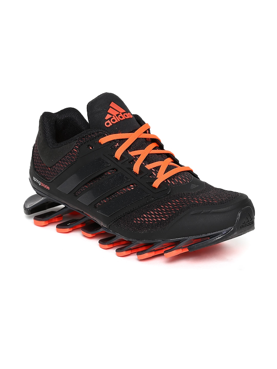 Adidas Adidas Men Black Springblade Drive M Running Shoes (Multicolor)