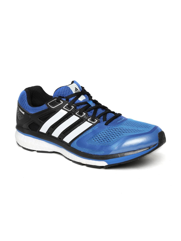 Adidas Adidas Men Blue Supernova Glide 6 M Running Shoes (Multicolor)