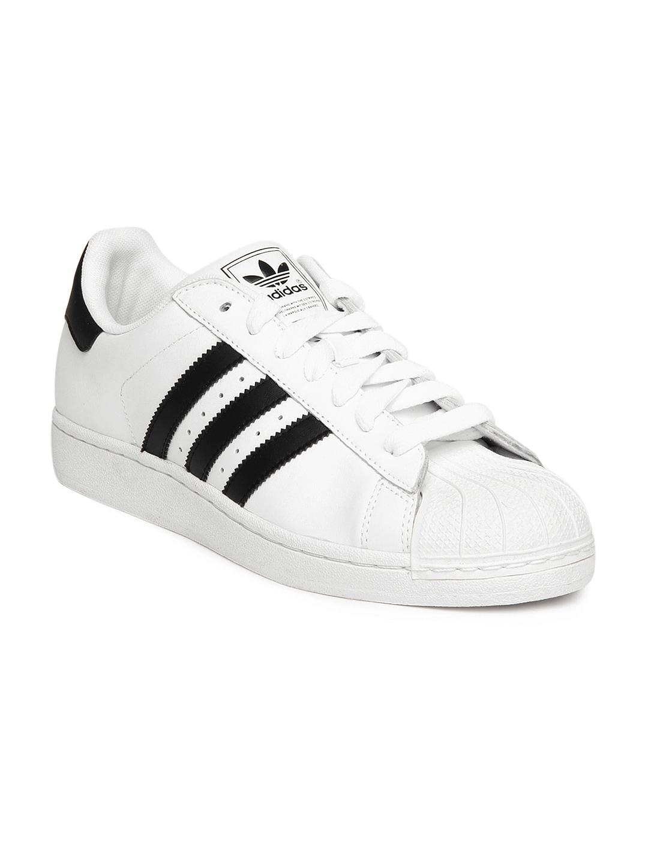 adidas originals superstar 2 men white