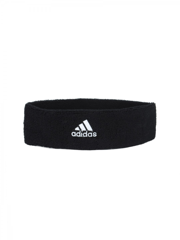 Adidas Adidas Unisex Black Headband