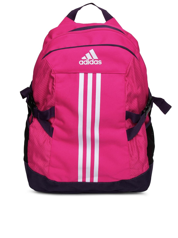 Adidas School Bags Pink