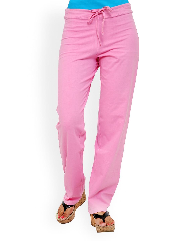 Alba Women Pink Lounge Pants PJ009P