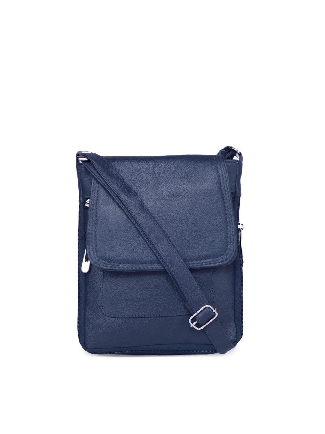 Buy Alessia74 Women Navy Blue Sling Bag (multicolor) 1279254 for ...