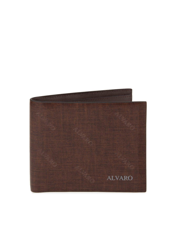 Alvaro Castagnino Men Brown Wallet