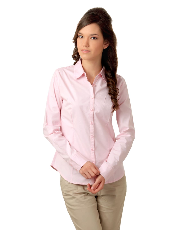 buy arrow woman pink shirt 320 apparel for women 61270