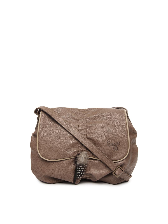 Buy Baggit Brown Sling Bag - 598 - Accessories for Women ...