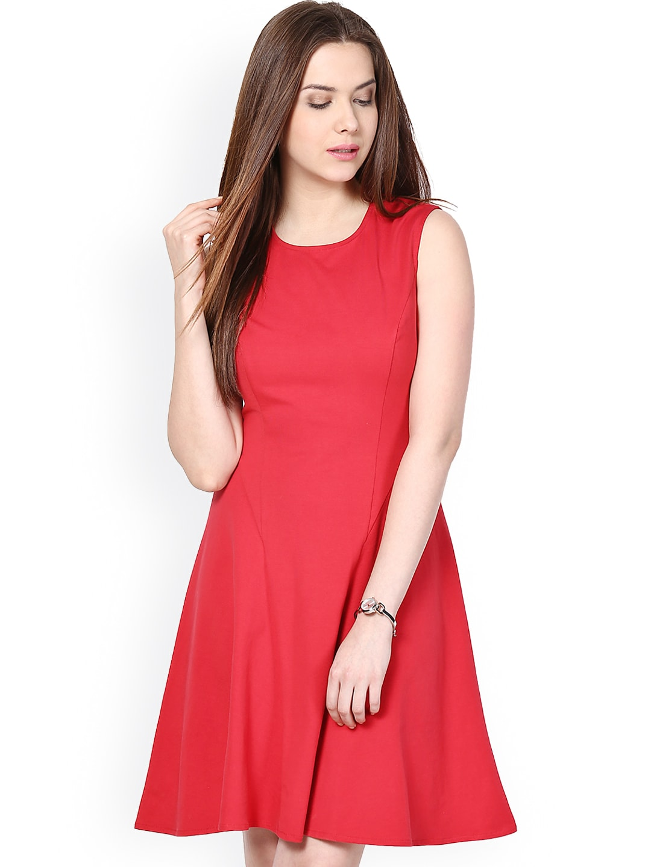 070c7d7bee19 Skater Dress - Buy Latest Skater Dresses Online in India