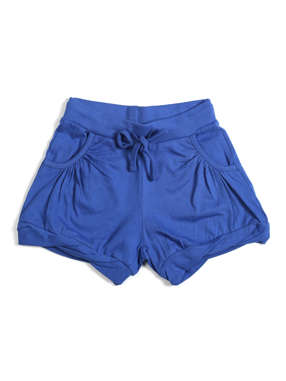 Bossini Bossini Kids Girls Blue Shorts