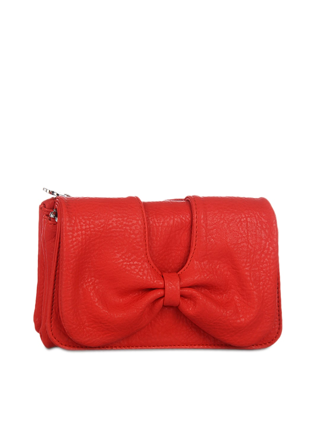 Butterflies Red Clutch