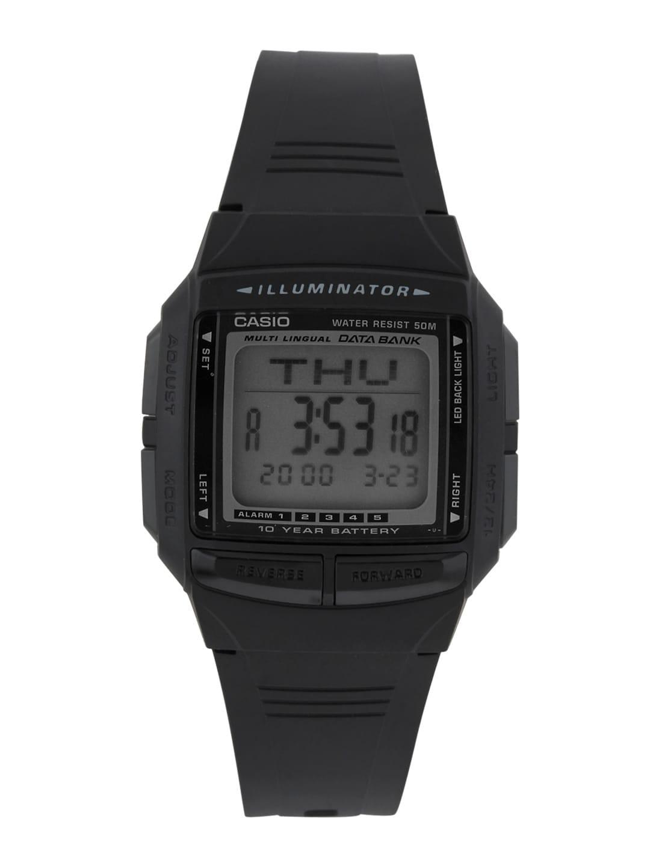 Casio Youth Series Men Black Digital Watch DB23