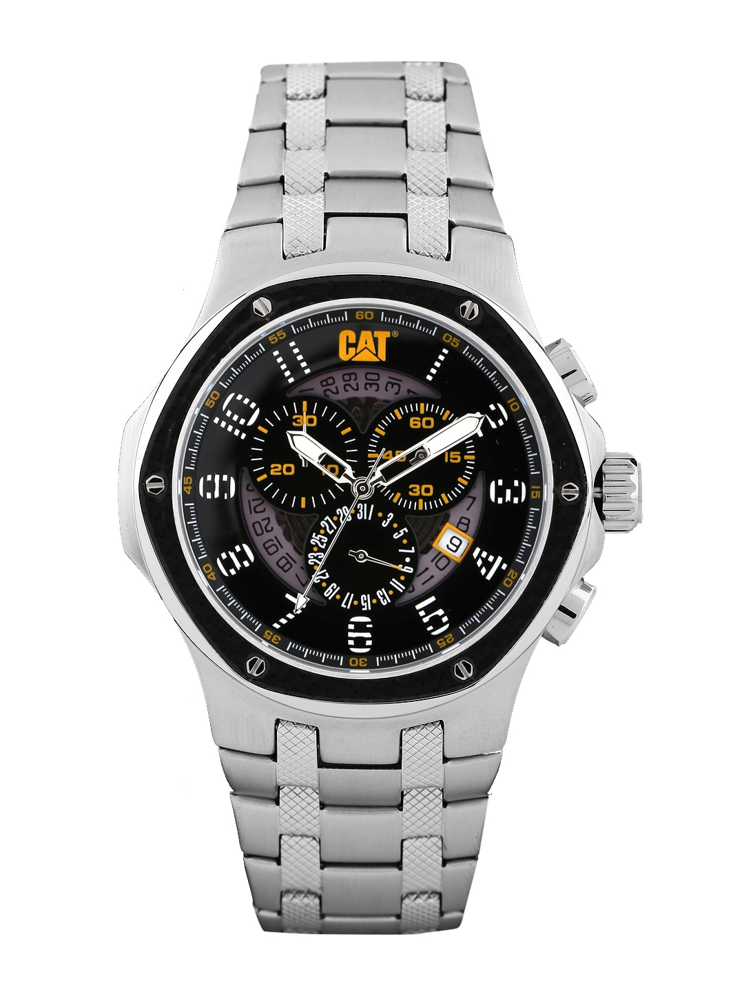 Cat CAT Men Black Dial Chronograph Watch A514311111