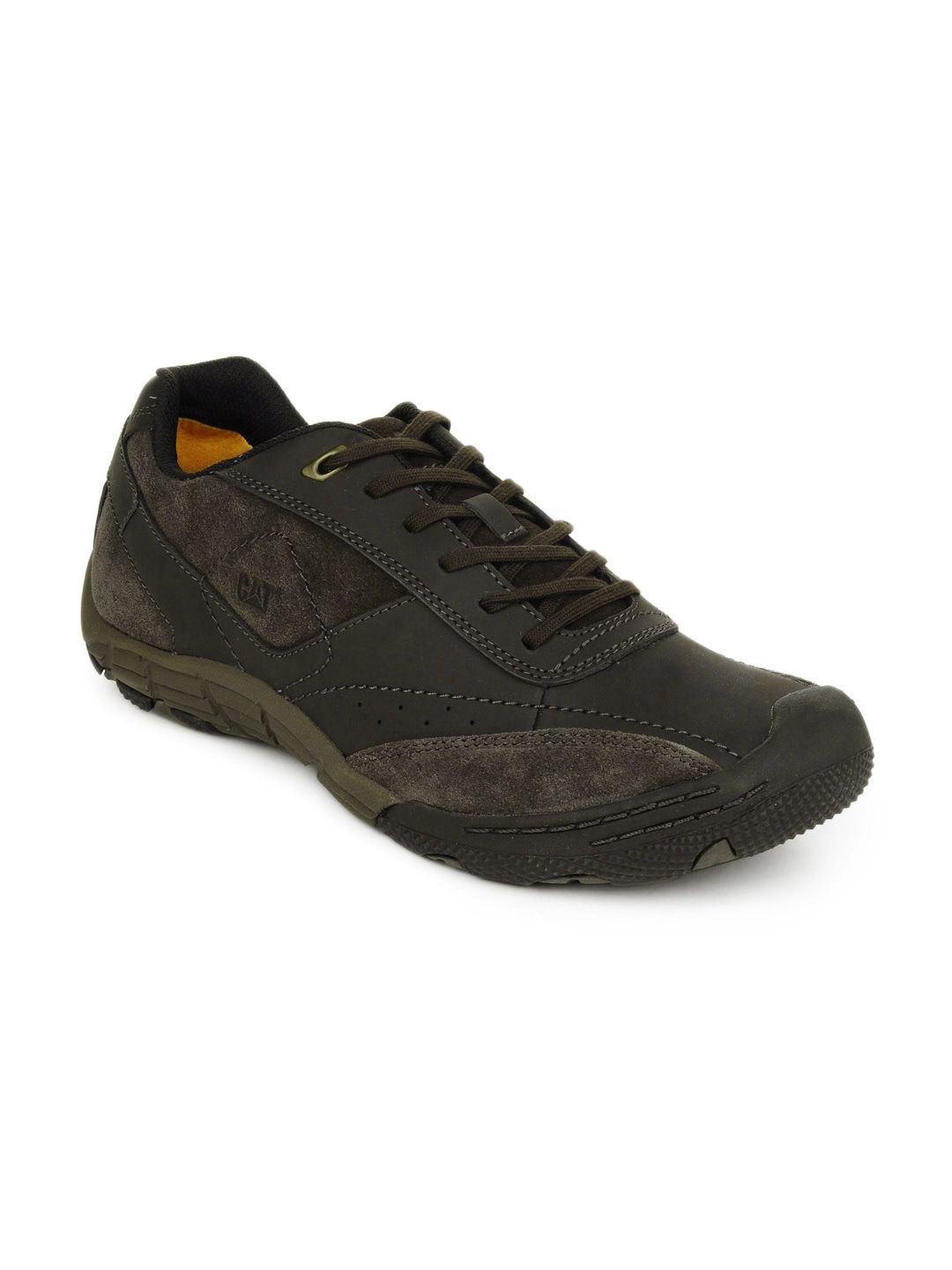 buy cat brown yama casual shoes casual shoes for