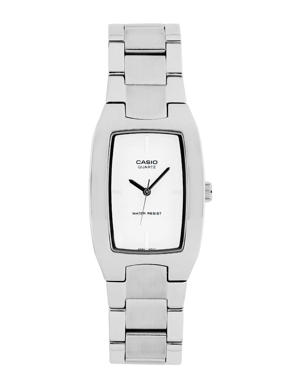 CASIO Men White Dial Watch A134