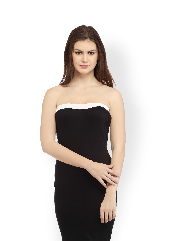 543ac08262 Strapless Dresses - Buy Strapless Dress Online