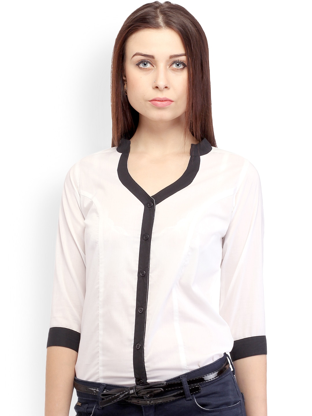 536d1248925fc5 Women Shirts Price List in India 28 April 2019
